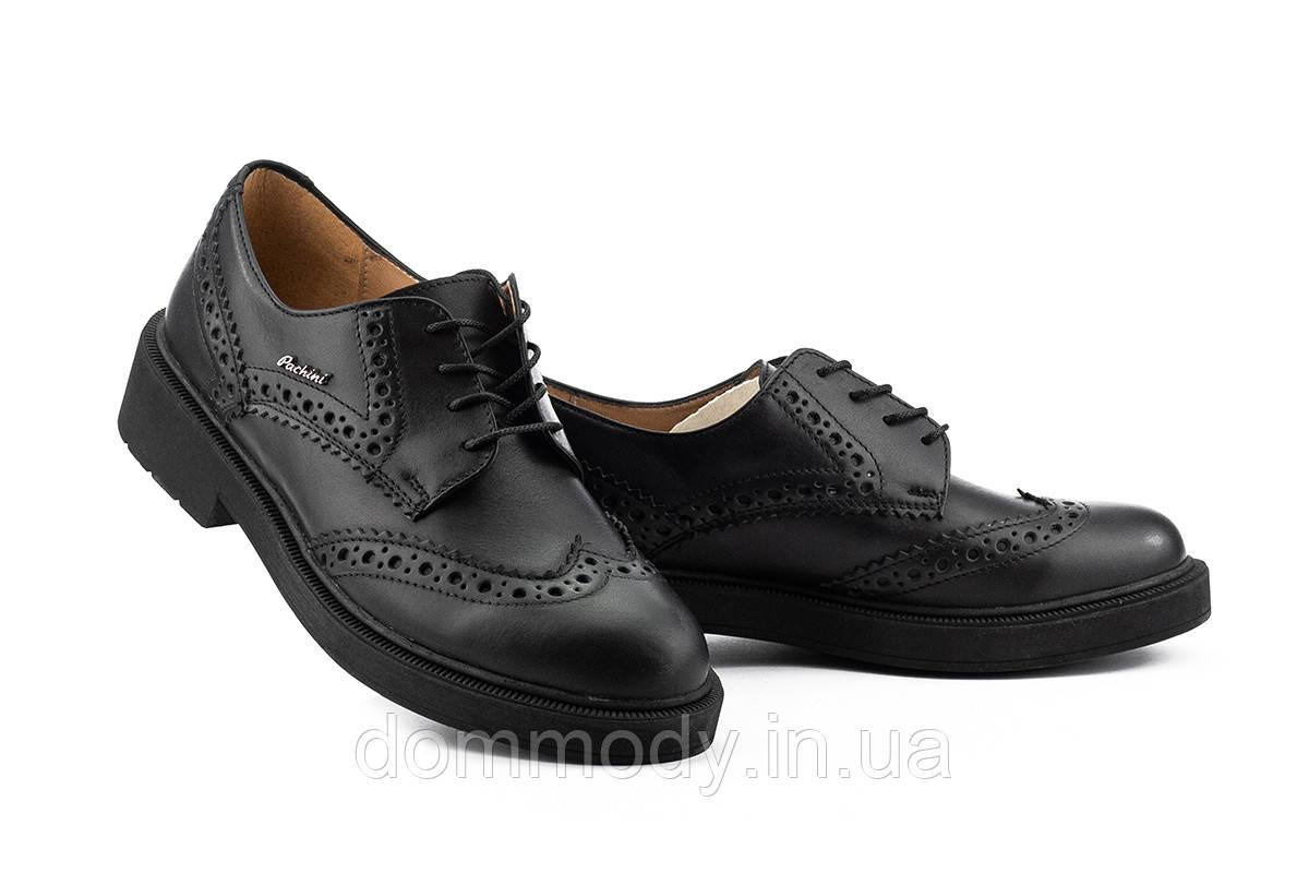 Туфлі жіночі чорного кольору Carlo