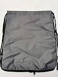 Сумка рюкзак-мешок NIKE(только ОПТ ) (Много цветов)Сумка для обуви, фото 2