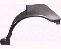 Защита бампера переднего Ford Mondeo -96