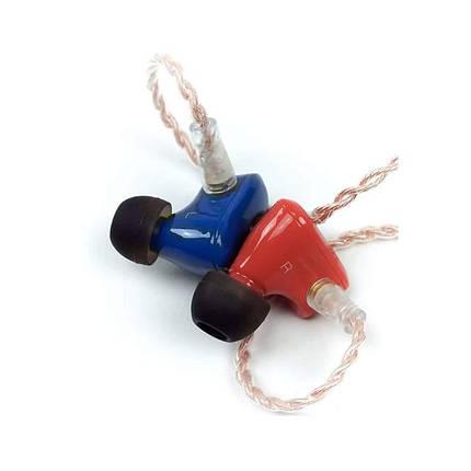 IBasso IT01 Red Blue Наушники для Плеера Проводные, фото 2