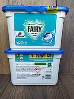 Капсули для прання Fairy Non Bio 19шт, для дитячого одягу.