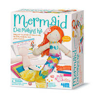 Набор для творчества 4M Кукла-русалка (00-02733), фото 1