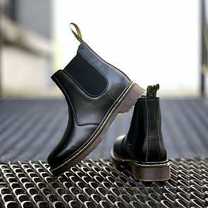 Женские Ботинки Dr. Martens Platform Chelsea