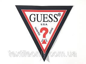Нашивка Guess / Гесс 190х185 мм