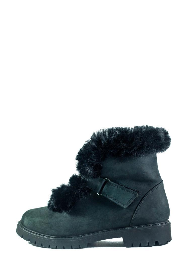Черевики зимові жіночі MIDA чорний 21411 (36)