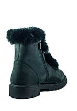 Черевики зимові жіночі MIDA чорний 21411 (36), фото 2