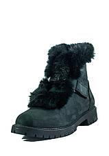 Черевики зимові жіночі MIDA чорний 21411 (36), фото 3