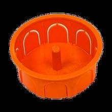Доза внутреннего монтажа круглая Д 72 мм