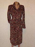 Халат женский теплый велюровый, фото 1