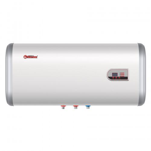 Горизонтальний Бойлер Thermex IF 80 H (FLAT PLUS PRO) бак нержавійка, мокрий тен, 700/1300/2000 кВт, УЗО