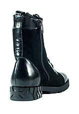 Черевики демісезон жіночі MIDA чорний 21359 (36), фото 2