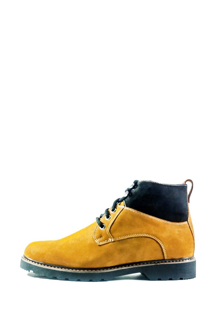 Ботинки зимние мужские MIDA 14980-379Ш светло-коричневые (40)