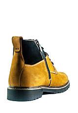 Ботинки зимние мужские MIDA 14980-379Ш светло-коричневые (40), фото 2