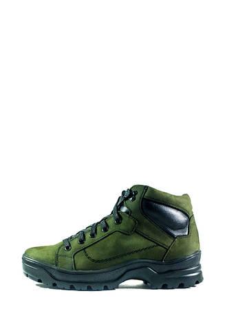 Ботинки зимние мужские MIDA 14337-642Ш хаки (42), фото 2
