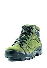 Ботинки зимние мужские MIDA 14337-642Ш хаки (42), фото 3