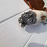 """Узбекский большой нож пчак """"Барс"""" с рукоятью из рога (Н_99), фото 5"""