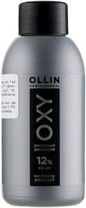 Окисляющая эмульсия 12% 40 vol. Ollin Professional Color Oxidizing Emulsion 90 мл