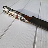 """Узбекский нож пчак """"Байрам"""" с рукоятью из кости (Н_101), фото 3"""