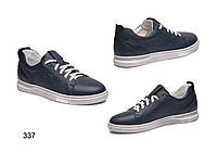 Туфли подростковые, натуральная кожа