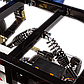 Электрический мопед TRIGO JJ1.6  1000W/60V/35AH(DZM) (синий), фото 2