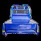 Электрический мопед TRIGO JJ1.6  1000W/60V/35AH(DZM) (синий), фото 4