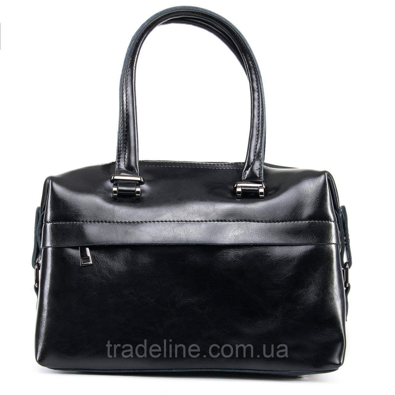 Сумка Женская Классическая кожа ALEX RAI 09-4 P1532 black