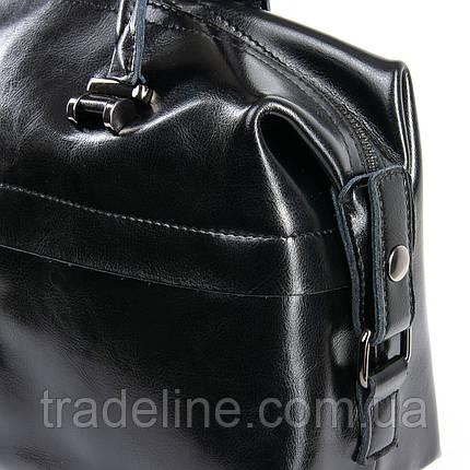 Сумка Женская Классическая кожа ALEX RAI 09-4 P1532 black, фото 2