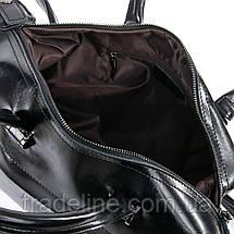 Сумка Женская Классическая кожа ALEX RAI 09-4 P1532 black, фото 3