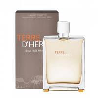 Hermes - Terre D'hermes Eau Tres Fraiche - Распив оригинального парфюма - 3 мл.