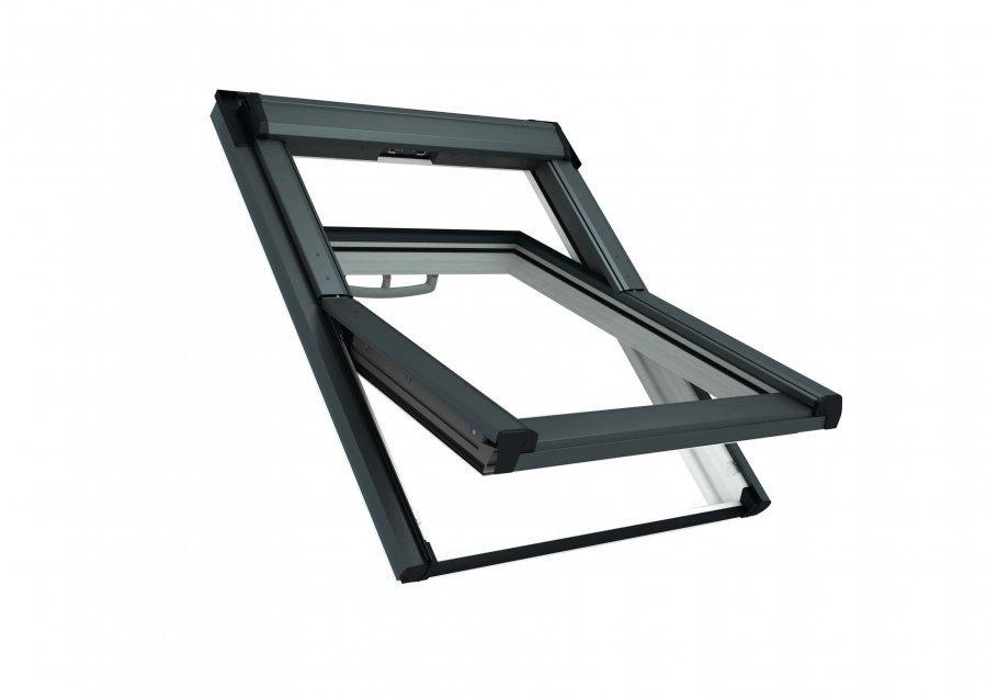 Вікно мансардне Roto QT-4_H3P AL 094/140 P5F