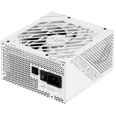Блок питания ASUS 850W ROG STRIX (ROG-STRIX-850G-WHITE)