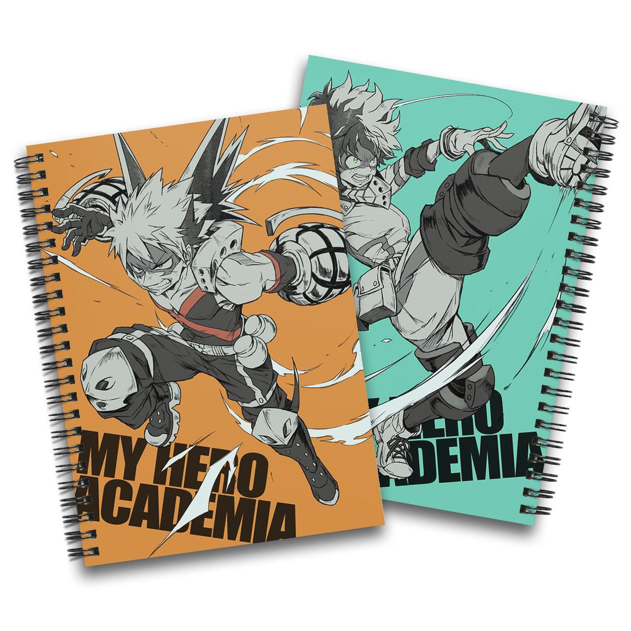 Скетчбук Моя геройская академия | Boku no Hero Academia 14