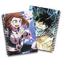Скетчбук Моя геройська академія   Boku no Hero Academia 24