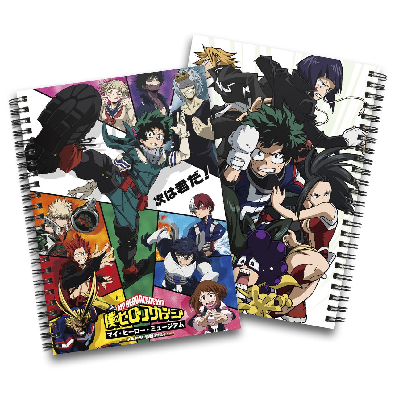 Скетчбук Моя геройская академия | Boku no Hero Academia 25