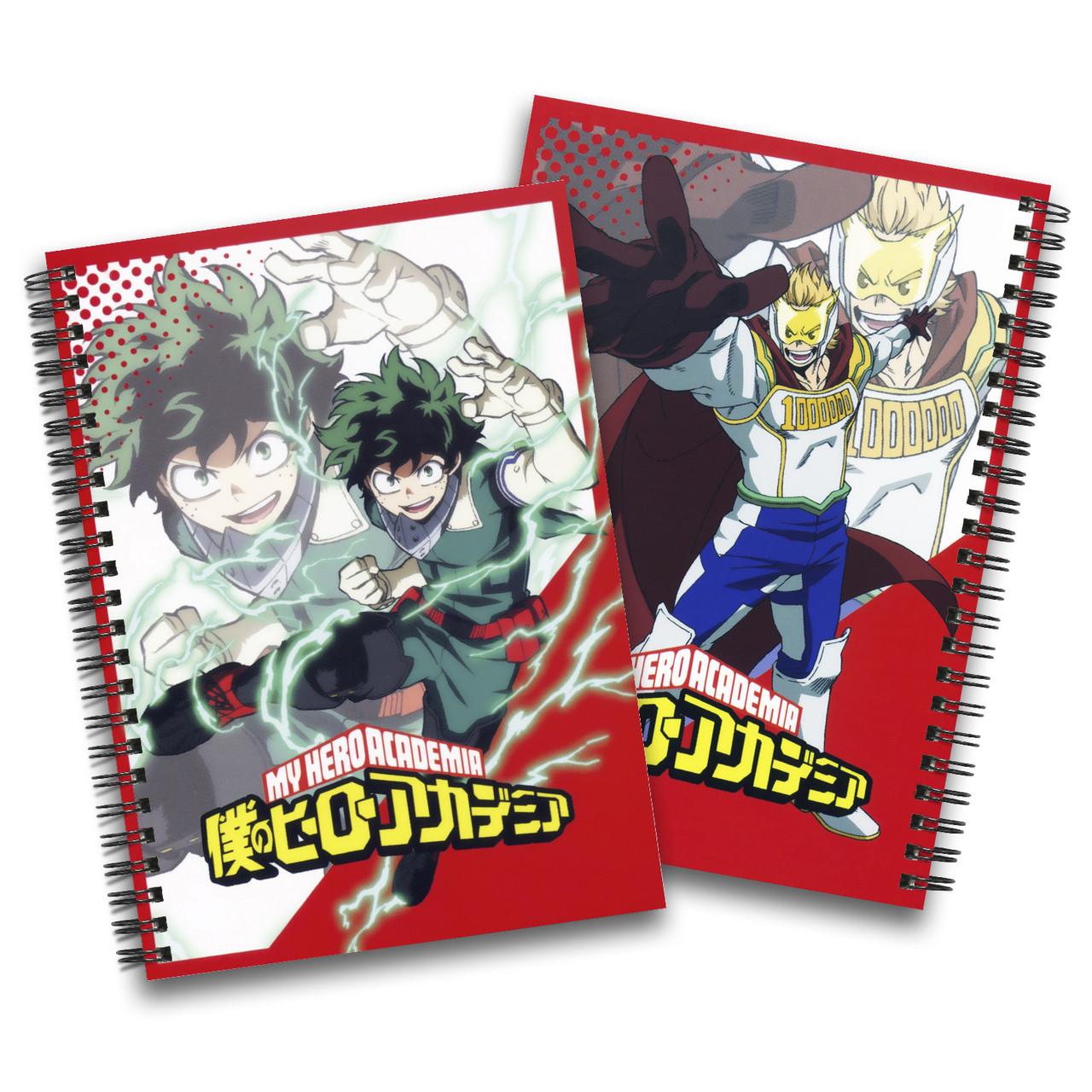 Скетчбук Моя геройская академия | Boku no Hero Academia 31