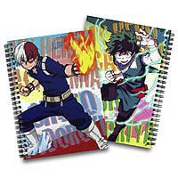 Скетчбук Моя геройская академия | Boku no Hero Academia 36
