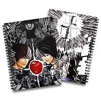 Скетчбук Тетрадь смерти | Death Note 02