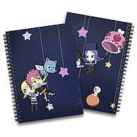 Скетчбук Хвост феи   Fairy Tail 12