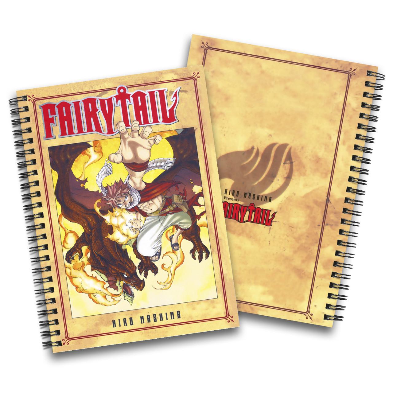 Скетчбук Хвіст феї | Fairy Tail