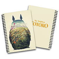 Скетчбук Мой сосед Тоторо   My Neighbor Totoro 04