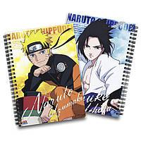 Скетчбук Наруто | Naruto 02