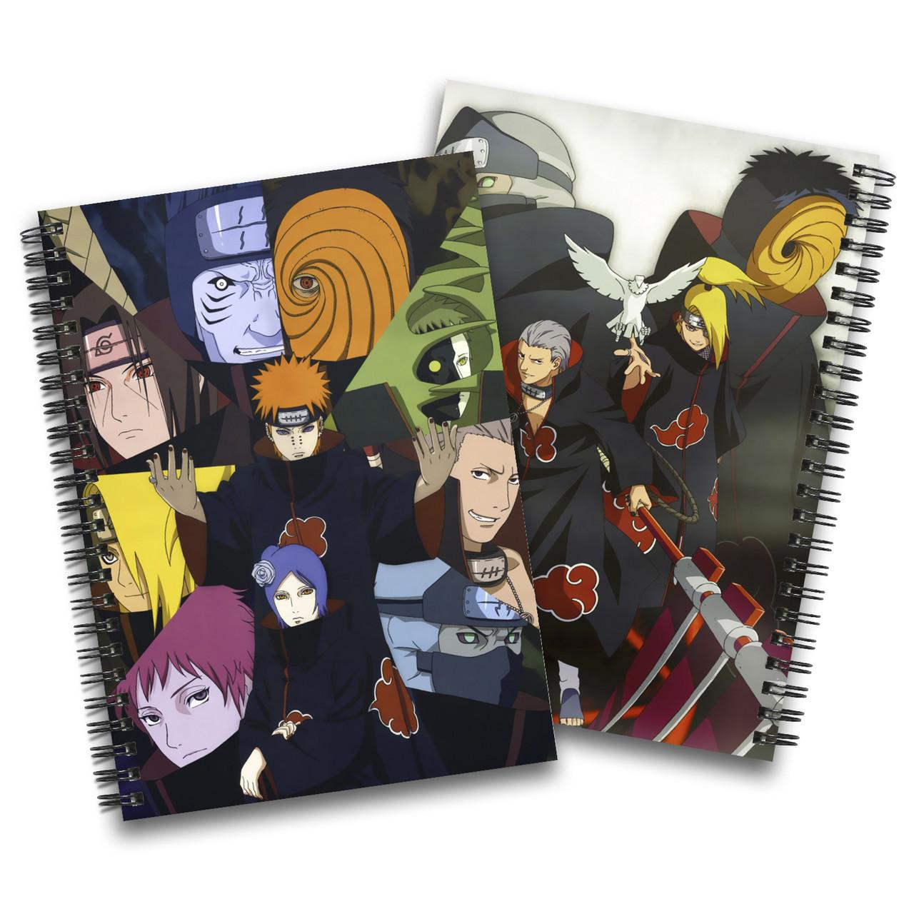 Скетчбук Наруто | Naruto 07