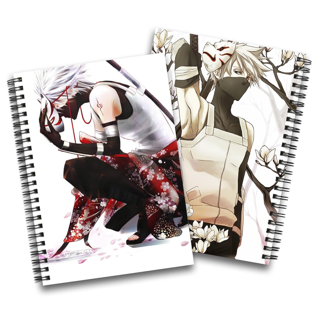 Скетчбук Наруто | Naruto 14