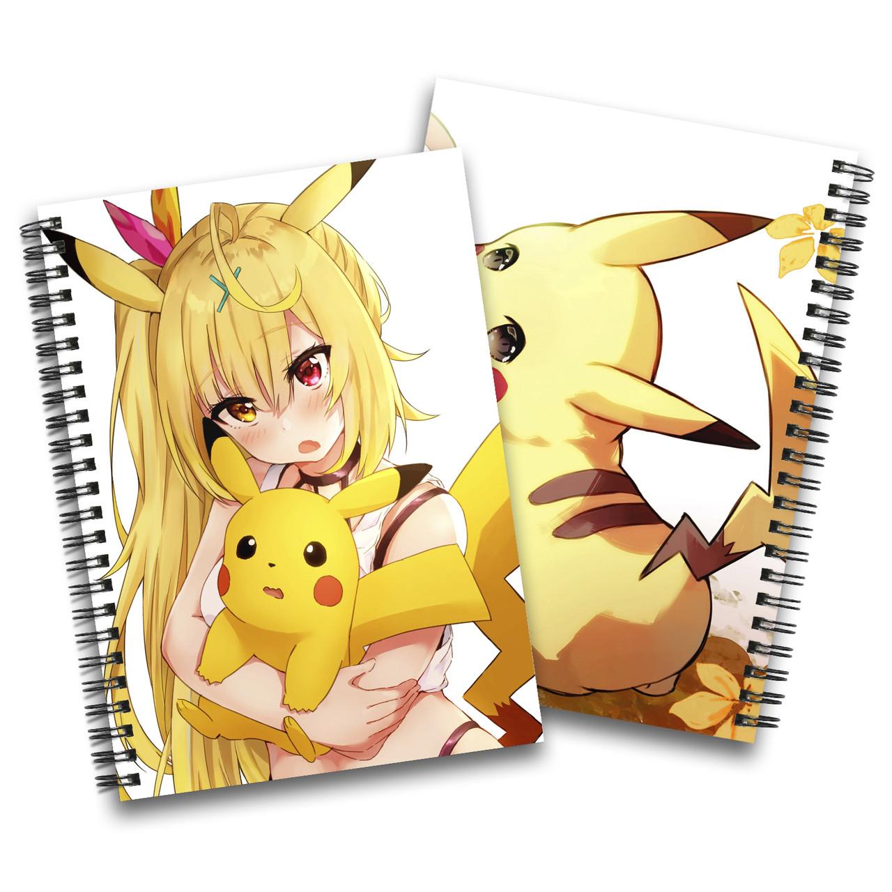 Скетчбук Покемон | Pokemon 04