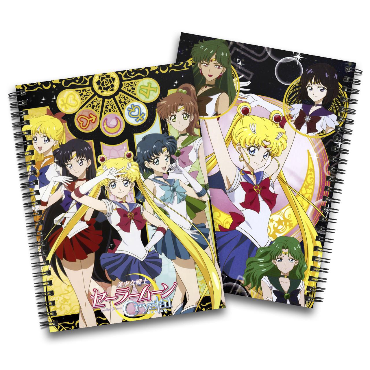 Скетчбук Красавица-воин Сейлор Мун | Sailor Moon 06