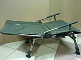 Карповое кресло Elektrostatyk с подлокотниками и столиком (F5R ST/P), фото 4