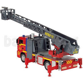 Пожарная машинка City Fire Engine 31 см с водой  Dickie 3715001, фото 2