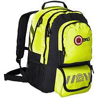 Моторюкзак Qbag Superdeal II Neon Yellow