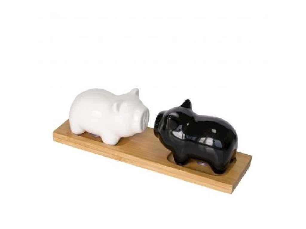Набор для специй Krauff 2 предмета Свинки (21-275-003)