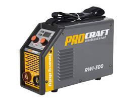 Інверторний зварювальний апарат Procraft industrial RWI300